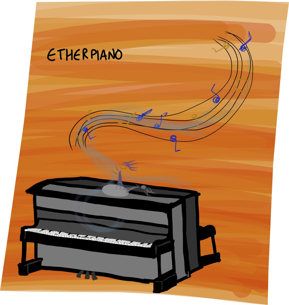 ether piano